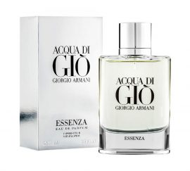 Acqua Di Gio Essenza by Giorgio Armani for Men Eau de Parfum Spray 2.5 oz