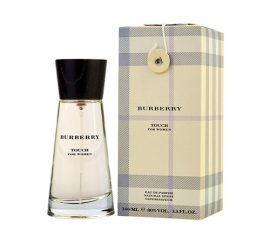 Burberry Touch by Burberry for Women Eau de Parfum Spray 3.4 oz
