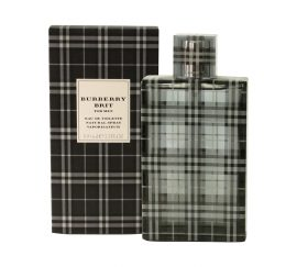 Burberry Brit by Burberry for Men Eau de Toilette Spray 3.4 oz