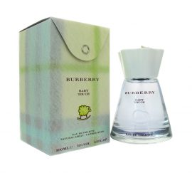 Burberry Baby Touch by Burberry for Women Eau de Toilette Spray 3.3 oz
