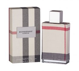 Burberry London by Burberry for Women Eau de Parfum Spray 3.3 oz