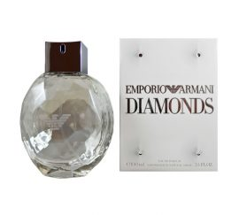 Emporio Diamonds by Giorgio Armani for Women Eau De Parfum Spray 3.4 oz