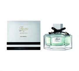 Flora Eau Fraiche by Gucci for Women Eau de Toilette Spray 2.5 oz