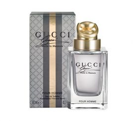 Gucci by Gucci Pour Homme for Men Eau de Toilette Spray 3.0 oz