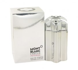 Mont Blanc Emblem Intense by Mont Blanc for Men Eau de Toilette Spray 3.4 oz