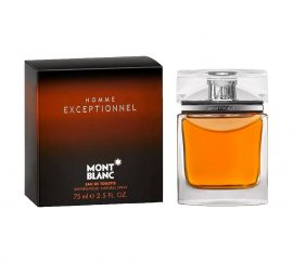 Mont Blanc Exceptionnel by Mont Blanc for Men Eau de Toilette Spray 2.5 oz