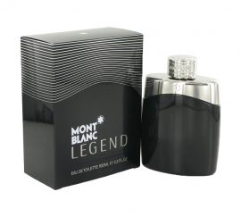 Legend by Mont Blanc for Men Eau de Toilette Spray 3.4 oz