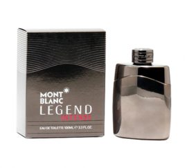 Legend Intense by Mont Blanc for Men Eau de Toilette Spray 3.4 oz