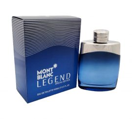 Legend Edition 2013 by Mont Blanc for Men Eau de Toilette Spray 3.4 oz