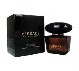 Versace Crystal Noir by Versace Eau de Parfum Spray 3.0 oz