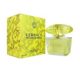 Versace Yellow Diamond by Versace for Women Eau de Toilette Spray 3.0 oz