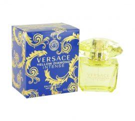 Nước hoa Nữ Versace Yellow Diamond Intense by Versace  Eau de Parfum Dạng xịt 3.0 oz