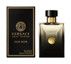 Nước hoa Nam Versace Pour Homme Oud Noir by Versace Eau de Toilette Dạng xịt 3.4 oz