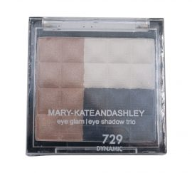 MARY-KATE AND ASHLEY EYE GLAM EYESHADOW TRIO #729, DYNAMIC 0.18 OZ