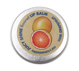 MARY-KATE ASHLEY JUICY SHINE FLAVORED LIP BALM, CUCUMER MELON 0.32 OZ
