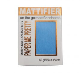 MARY-KATE AND ASHLEY PAPER ME PRETTY SPARKLE MAKEUP SHEETS, CRYSTAL SPARKLE 50 SHEETS