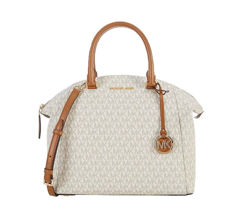 19c0fe2d0a00 Shop for Michael Kors Riley Large Vanilla Satchel - Shipped from USA