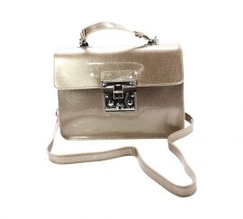 Steve Madden Lincoln Push Lock Copper