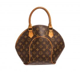 Túi da Canvas Louis Vuitton Monogram Ellipse