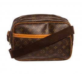 Tui da canvas Louis Vuitton Monogram Reporter
