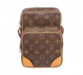 Túi đeo chéo Da Canvas Louis Vuitton Monogram