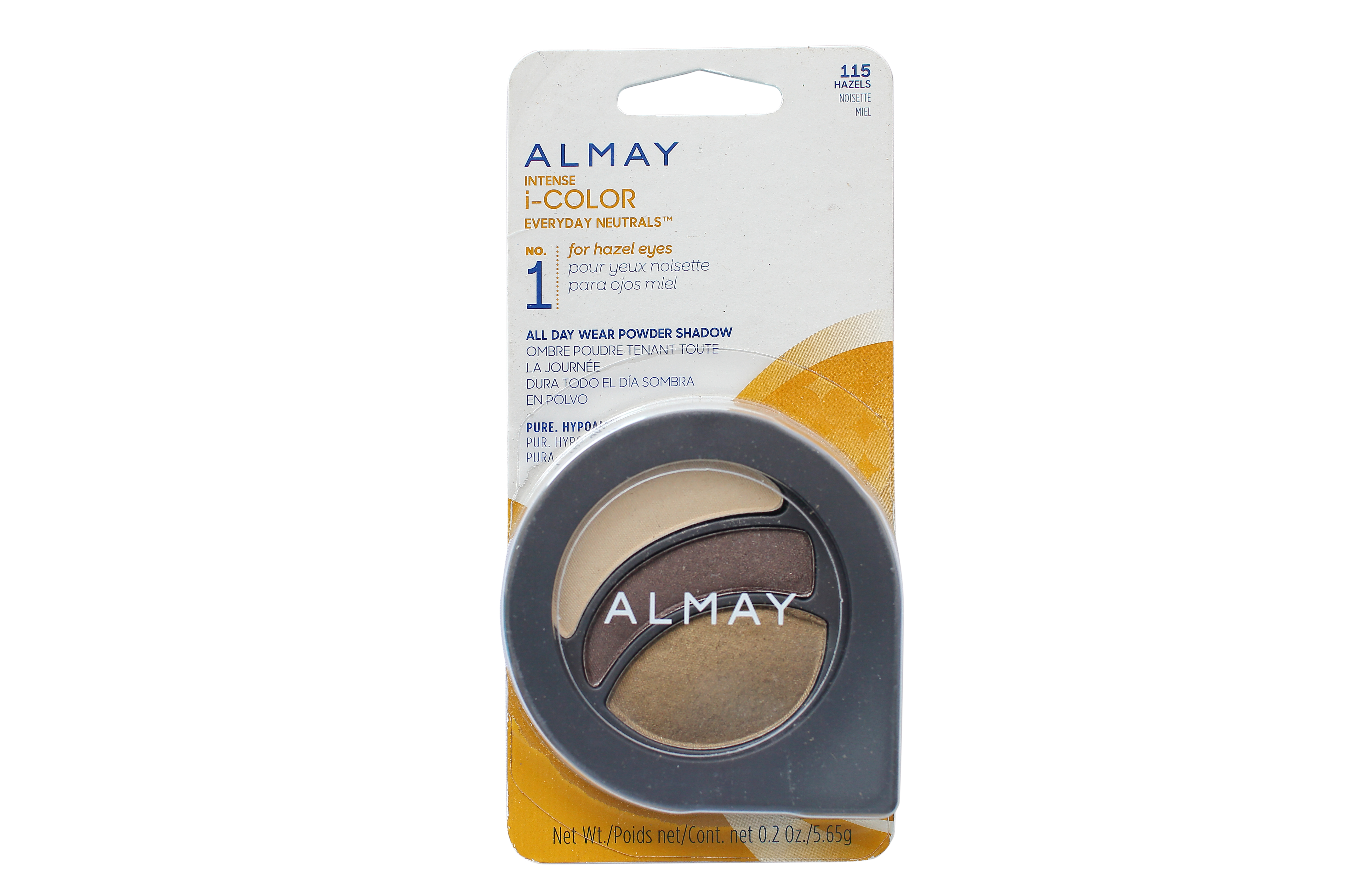 Shop For Almay Intense I Color Eyeshadow Everyday Neutrals For Hazel Eyes 2oz 115 Shipped