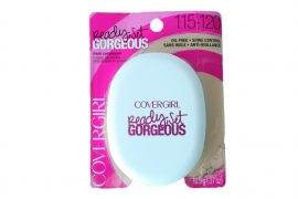 Covergirl Ready, Set Gorgeous Compact Powder Foundation Light 115/120, 0.37 oz