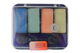 CoverGirl Eye Enhancers 4 Kit Eye Shadow, Tropical Fusion 205, .19 oz