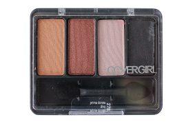 CoverGirl Eye Enhancers 4 Kit Eye Shadow, Prima Donna 278, .19 oz
