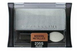 Maybelline Eyeshadow Singles, Silver Lining 235 Shimmer, 0.09 oz