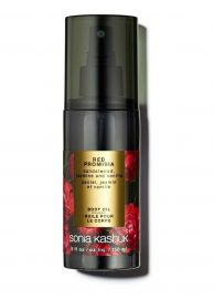 Sonia Kashuk Red Promisia Body Oil – 5 oz