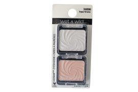 Lot Of 2 Wet N Wild Coloricon Eyeshadows – Sugar/Brulee 34896