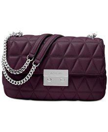 Sloan Large Quilted-Leather Shoulder Bag