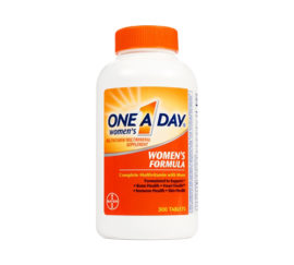 Women's One-A-Day Multi Vitamin/Multimineral Supplement