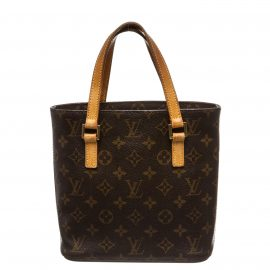 Túi xách tay Louis Vuitton Monogram Vavin PM Da canvas
