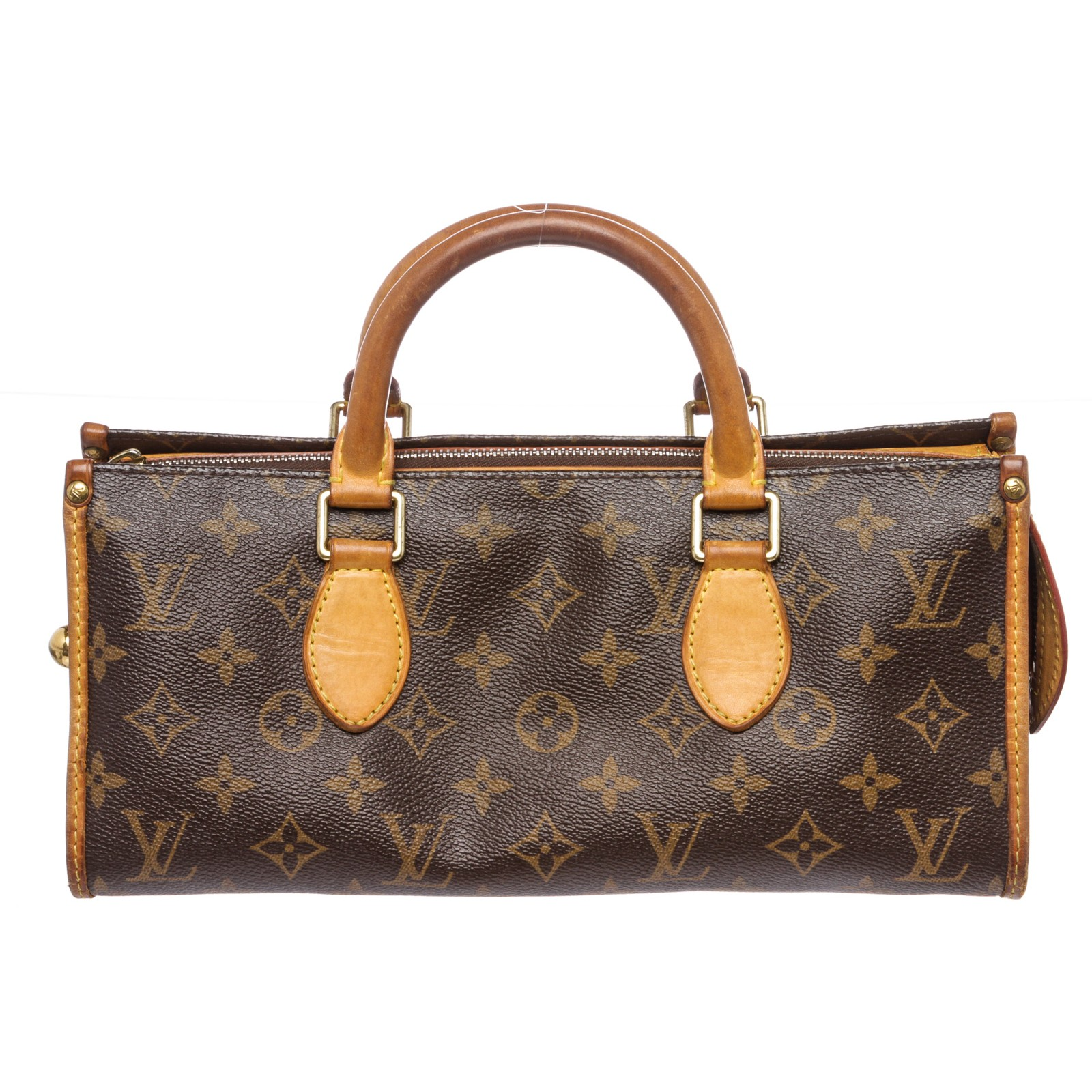 342f6e25bdb6 Shop for Louis Vuitton Monogram Canvas Leather Popincourt Bag ...