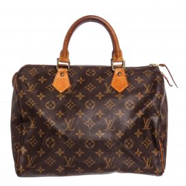 Túi Louis Vuitton Monogram Speedy 30 cm Da Epi