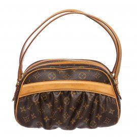 Louis Vuitton Monogram Canvas Leather Klara Shoulder Bag