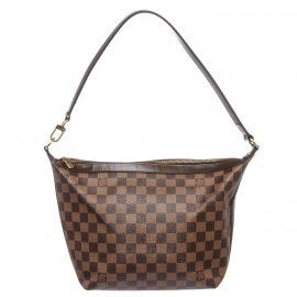 Louis Vuitton Damier Ebene Canvas Leather Illovo PM