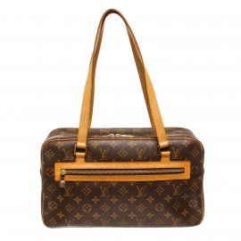 Túi Louis Vuitton Monogram  Cite GM Da Canvas