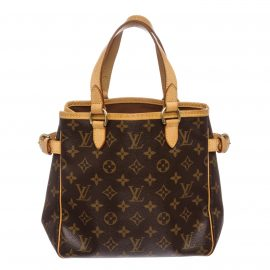 Túi Louis Vuitton Monogram Batignolles Vertical PM Da Canvas