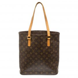 Túi Louis Vuitton Monogram Canvas Leather Vavin GM