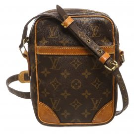 Túi đeo chéo Louis Vuitton  Danube Monogram Sa Canvas