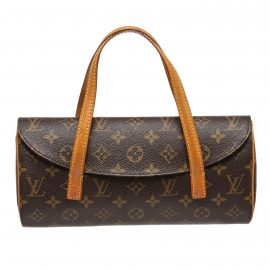 Túi Louis Vuitton Monogram Sonatine Da Canvas