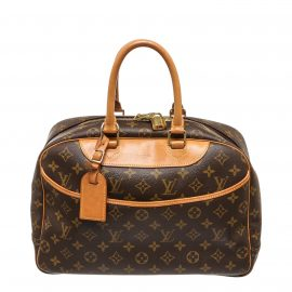 Túi Louis Vuitton Monogram Deauville Da Canvas