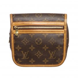 Túi thắt lưng Louis Vuitton Monogram Bosphore  Da Canvas