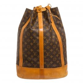 Ba lô Louis Vuitton Monogram Randonne Da Canvas