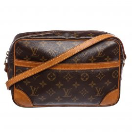 Túi Louis Vuitton Monogram Trocadero 27 cm Da Canvas