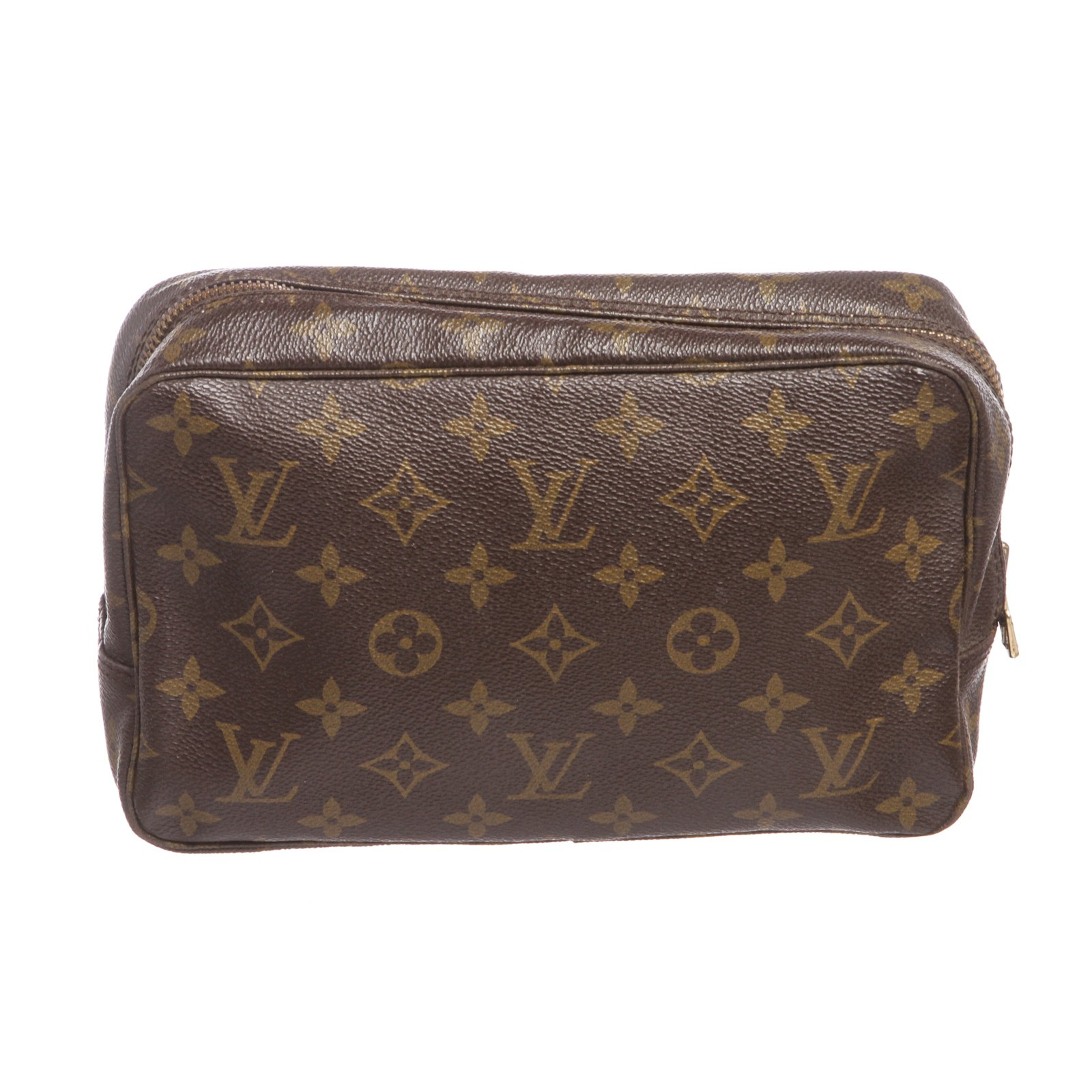 6b0f4e0b1b65 Shop for Louis Vuitton Monogram Canvas Leather Trousse 23 Toiletry ...