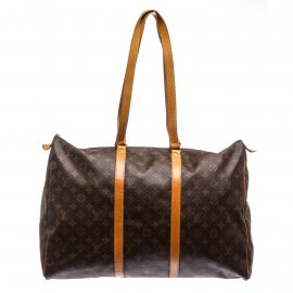 Túi đeo vai Louis Vuitton Monogram Sac Flanerie 50 cm Da Canvas